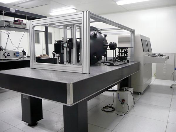 新版亚博体育app下载-探测器光谱/辐射响应性能测试装置